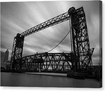 Cleveland Strong Canvas Print by Ryan Brady-Toomey