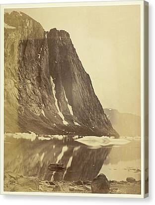 Cliffs Canvas Print by British Library