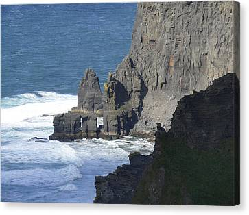 Cliffs Of Moher 6 Canvas Print by Mike McGlothlen
