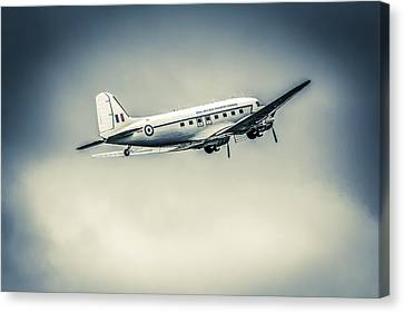Transportion Canvas Print - Climbing Into Darkness by Chris Smith
