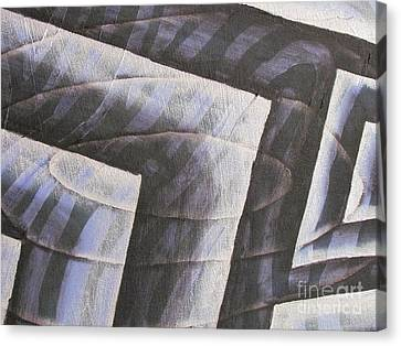 Clipart 006 Canvas Print by Luke Galutia