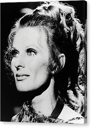 Cloris Leachman In Dillinger  Canvas Print by Silver Screen