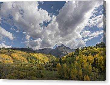 Closer To Heaven Canvas Print