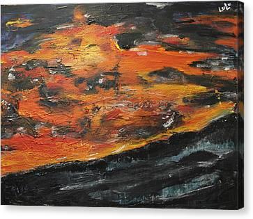 Closure Canvas Print by Lucy Matta - Lulu