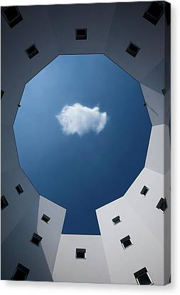 Pov Canvas Print - Cloud by