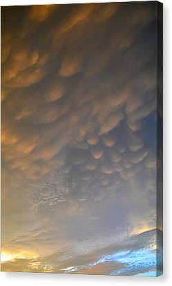 Cloud Ceiling 3  Canvas Print