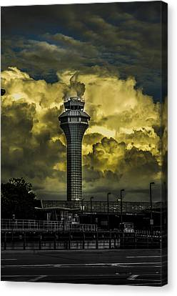 Cloud Control Canvas Print