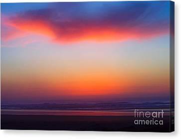 Cloud Hold The Sun Canvas Print