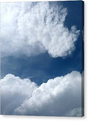 Cloud Nine 14 Canvas Print