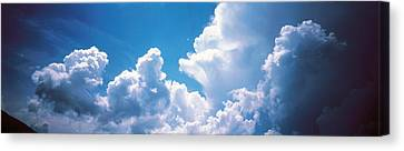 Turbulent Skies Canvas Print - Clouds Japan by Panoramic Images