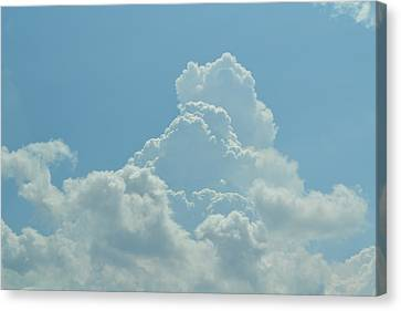 Clouds Canvas Print by Kiros Berhane