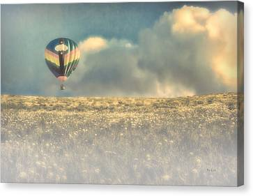 Clouds Within Clouds Canvas Print by Bob Orsillo
