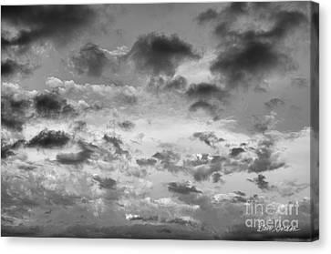 Cloudscape No. 5 Canvas Print by David Gordon