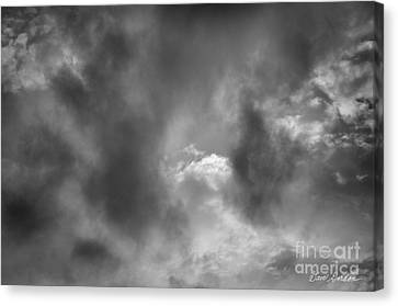 Cloudscape No. 6 Canvas Print by David Gordon