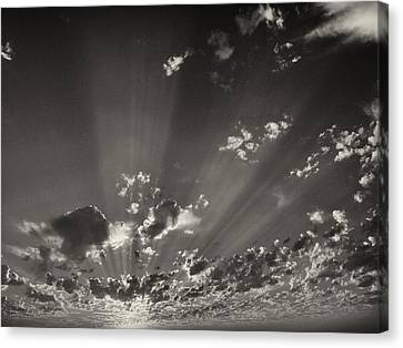 Cloudscape Canvas Print by Tom Druin