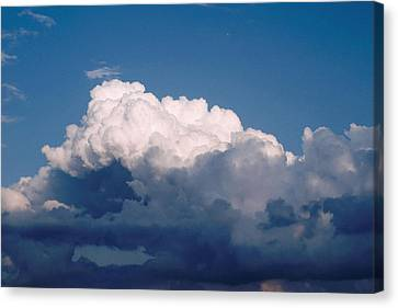 Cloudscape...six Canvas Print