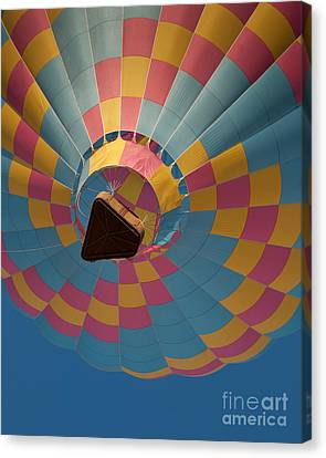 Canvas Print - Clovis Hot Air Balloon Fest 6 by Terry Garvin