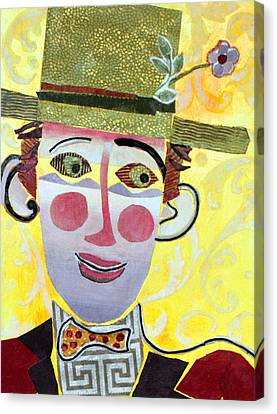 Canvas Print - Clowning Around by Diane Fine