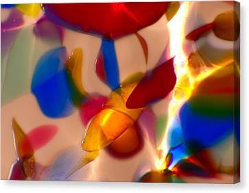 Clowning Around Canvas Print by Omaste Witkowski