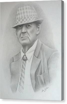 Coach Canvas Print