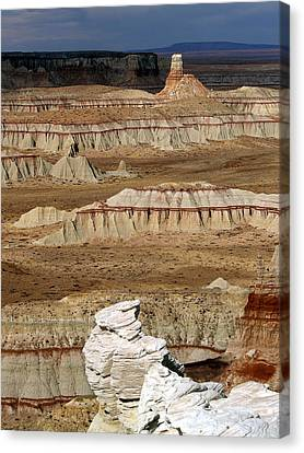 Coal Mine Mesa 19 Canvas Print