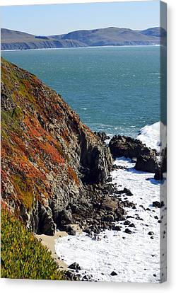 Coast Canvas Print by Brent Dolliver