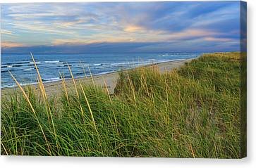 Coast Guard Beach Cape Cod Canvas Print