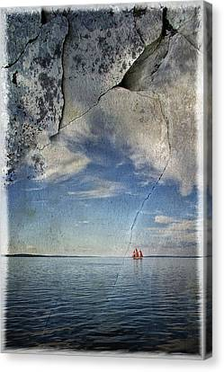 Coast Of Maine Canvas Print