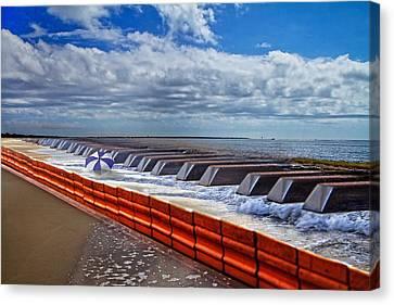 Coastal Keys Canvas Print