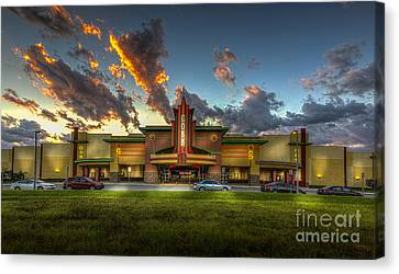Cobb Theater Canvas Print by Marvin Spates