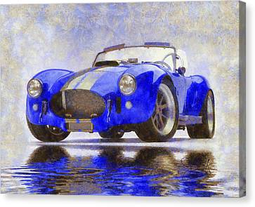 Cobra Canvas Print