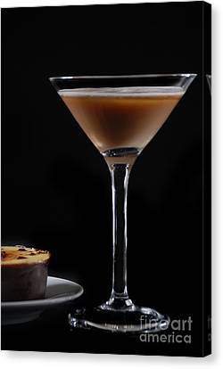 Cocktail And Dessert Canvas Print