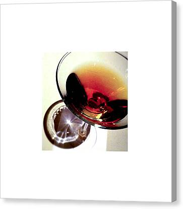 Cocktail_12.31.12 Canvas Print