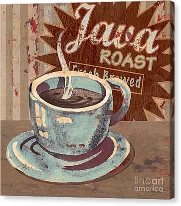 Cofee Brew Sign IIi Canvas Print