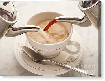 Coffee  Canvas Print by New  Orleans Food