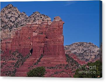 Coffee Pot Rock Canvas Print