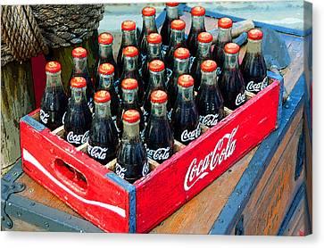 Coke Case Canvas Print by David Lee Thompson