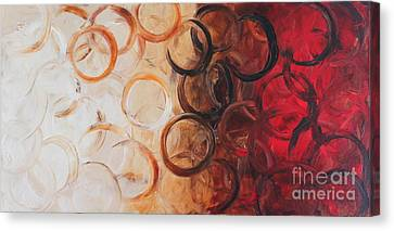 Cold Fusion Canvas Print by Preethi Mathialagan