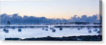 Cold New England Day  Canvas Print by Trace Kittrell