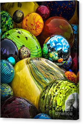 Collapsed Universe Canvas Print by Inge Johnsson