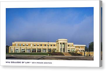 College Of Law Canvas Print