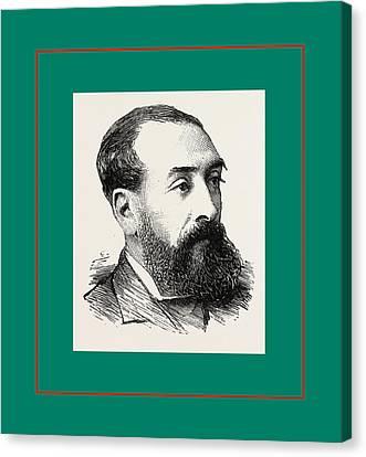 Colonel Munro Whitechapel, London, Uk, Britain Canvas Print by English School