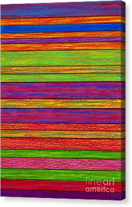 Color And Texture Canvas Print