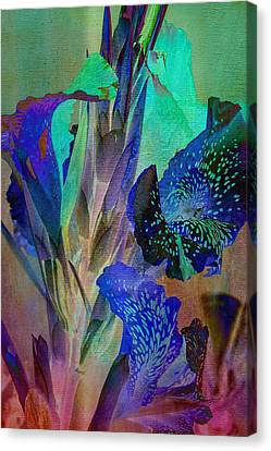 Color Bound Canvas Print by Linda Dunn