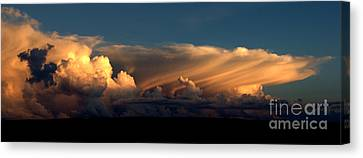Color Cloud Nm  Canvas Print