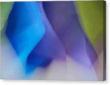 Canvas Print featuring the photograph Color Crimp by Lorenzo Cassina