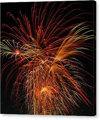 Color Design Canvas Print by Optical Playground By MP Ray