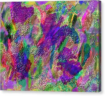 Color Dream Play Canvas Print