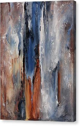 Color Harmony 06 Canvas Print by Emerico Imre Toth