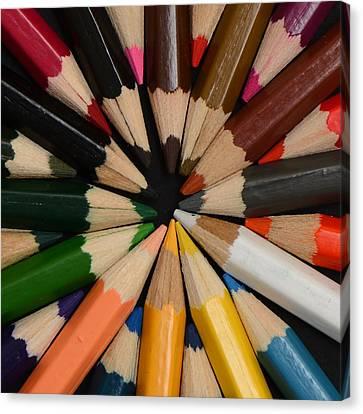 Color  Canvas Print